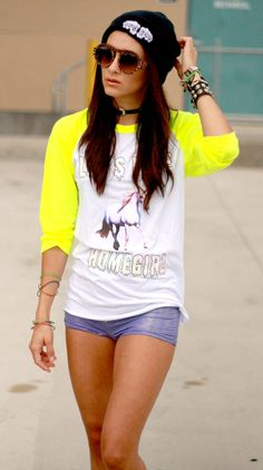 skater girl | fashion | style