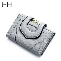 Good price Luxury Women's Leather cover hasp Wallet female cash purses elegant lady clutches coin purses for girls card holder clasp purse just only $10.94 with free shipping worldwide  #womanwallets Plese click on picture to see our special price for you