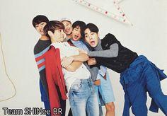 160622 #SHINee - CanCam Magazine August Issue #Taemin #Minho #2min