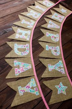 Burlap Party Decorations Ideas 61