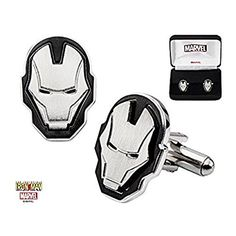 Iron Man Cufflinks  Please support me :) I use affiliate Links to which you can buy anything, Thank You!