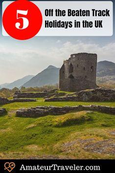 5 Off the Beaten Track Holidays in the United Kingdom #uk #england #unitedkingdom #wales #scotland