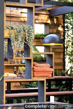 Outdoor room idea