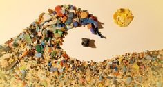 Plastic Shores: 'Micro-plastics' Animation by Alice Dunseath. 'Micro-plastics' is a stop-motion animation made of bits of plastic found washed up on the shores of Britain and Hawaii. It explains how harmful micro-plastics can be to marine life, our oceans and ourselves.