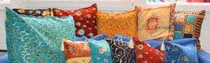 Beautiful Turkish pillows!