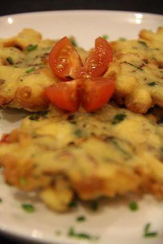 Deliciosas Pataniscas de Polvo