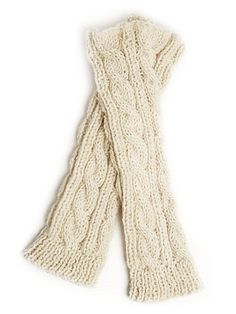 Ravelry: Cable Legwarmers pattern by The Toft Alpaca Shop