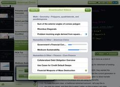 Khan Academy - Educational App