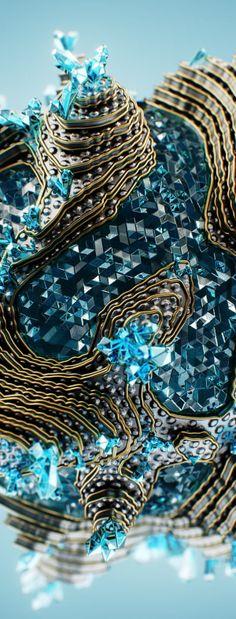Crystallized World