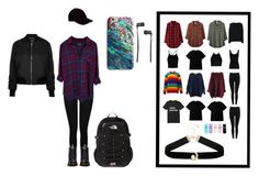 twd by eleanorjane98 on Polyvore featuring Rails, RVCA, Paisie, Everlane, Frame, Twenty, Boohoo, Topshop, Heat Holders and Hot Topic