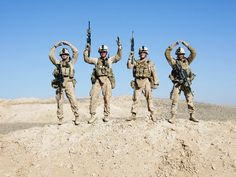 Serving our Country (From Ohio) Jan. 2011, 3/2 Lima Company Marines in Helmand Province, Afghanistan. current Buckeye, Sgt. Ben Potts - O - current Buckeye, Sgt. Danny Swingle - H - Cpl. Klye Chaney - I - LCpl. Luke Wagers - O - GO BUCKS!!