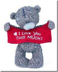 i love you clip art | love you this much bear http://kutips.com