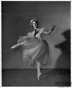 Alicia Alonso | Prima Ballerina Assoluta ПА ДЕ КАТР - Мария Тальони 1943