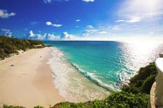 Beautiful Place - Crane Beach, Barbados.