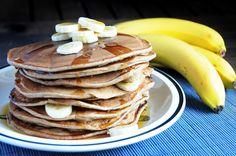 the best gluten-free buttermilk banana pancakes ever