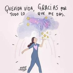 Motivational Phrases, Inspirational Phrases, Pretty Quotes, Sweet Quotes, Spanish Phrases, Spanish Quotes, Work Life Balance, Words Quotes, Life Quotes