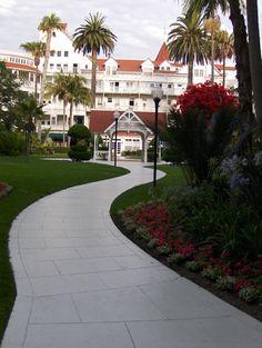 Coronado Island, California: Hotel Del Coronado