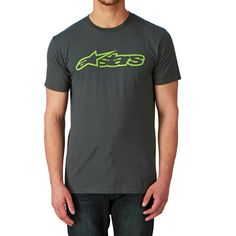 Alpinestars Ageless T-shirt Hommes Souple Coton Regular Fit