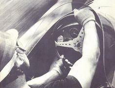 Fangio. Maserati 250F.