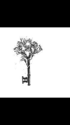 Original key tree
