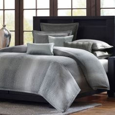 Madison Park Metropolitan Home Shagreen 3-pc. Comforter Set and Accessories  found at @JCPenney