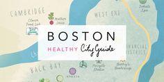 Boston healthy city guide