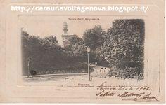Acquasola gardens in 1902
