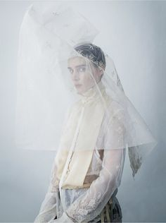 Rooney Mara for AnOther Magazine A/W17 by Tim Walker | AnOther