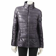 Fleet Street Down Packable Puffer Jacket - Women's #Kohls