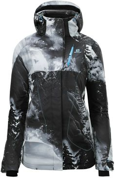 ZERO JACKET W - Jackets - Clothing - Alpine Skiing - Salomon Usa