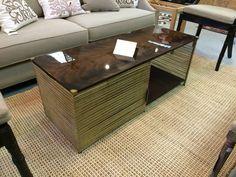 Coffee table option $995