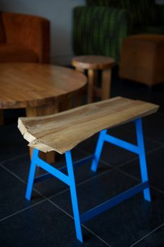 MISC, which stands for miscellaneous, defines mixtures, various-ness, diversity and eclecticism. It represents how Indonesian furniture company by Gempa Trimuryono and Irine Roba work. Recycled Wood Furniture, Furniture Decor, Furniture Design, Diy Chair, Industrial, Furniture Inspiration, Chair Design, Home Deco, Home Furnishings