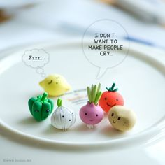 A sad onion by {JooJoo}, via Flickr