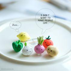 A sad onion by {JooJoo}, via Flickr