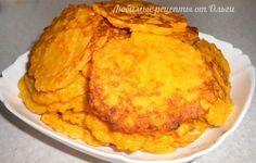 Оладьи из тыквы сладкие. Невероятно вкусно Vegetarian Recepies, Macaroni And Cheese, Pancakes, Veggies, Food And Drink, Bread, Cookies, Baking, Ethnic Recipes