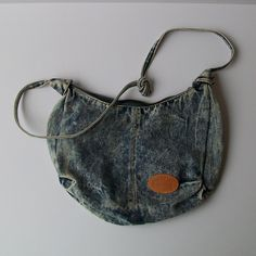 The Denim Purse!
