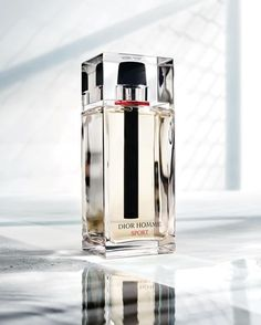 Dior Homme Sport, the Eau de Toilette of a man on the move. A fragrance with immediate citrusy freshness, lively spices and a sexy, woodsy trail. Runway Models, Dior Men, Face Cleanser, All About Eyes, Surf Shop, Mens Gift Sets, Eyeshadow Makeup, Sephora, Designer