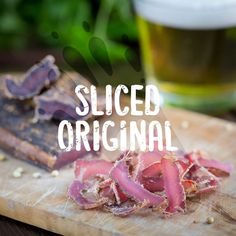 Sliced Original Biltong