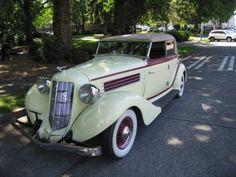 Auburn 653 standard phaeton Auburn Car, Specs, Convertible, Antique Cars, Classic Cars, Automobile, Vehicles, Photos, Vintage Cars