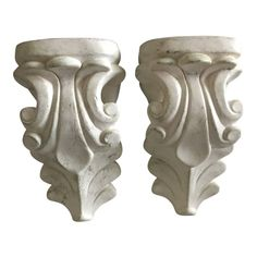 Large Latex Corbel Sconce Shelf Mould Crafts Gifts Home Decor Ornament