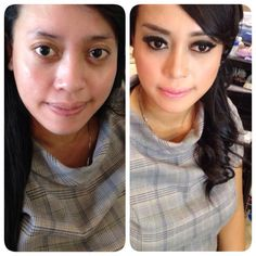 #marliyannimkp #makeover #bride #wedding #party #pro #weddingmakeup #professionalmakeup #beauty #makeover #women #hairdo