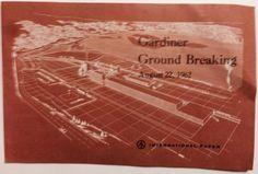 International Paper, 1962 Southern Oregon Coast, Paper Shopping Bag