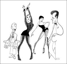CHICAGO, Hand Signed by AL HIRSCHFELD,Bebe Neuwirth, Ann Reinking, Joel Grey, and James Naughton, Limited Edition