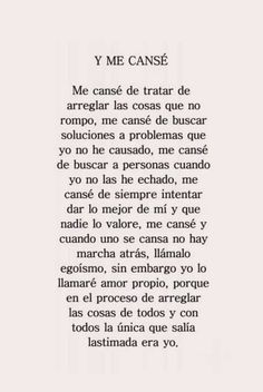 True Quotes, Book Quotes, Words Quotes, Image Coach, Cute Spanish Quotes, Frases Instagram, Morning Pages, Sad Texts, Cute Phrases