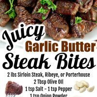 Sirloin Recipes, Stew Meat Recipes, Beef Stew Meat, Grilling Recipes, Cooking Recipes, Steak Recipes, Homemade Mashed Potatoes, Cheesy Mashed Potatoes, Garlic Butter Steak