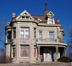 St Joseph, MO James H. Robinson-William W. Wheeler House
