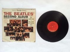 The Beatles - Second Album Vinyl Record LP (ST-2080)