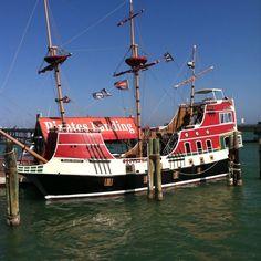 Photo taken at Port Isabel, TX by Nancy D. Port Isabel, South Padre Island, Sailing Ships, Boat, Dinghy, Boats, Sailboat, Tall Ships, Ship