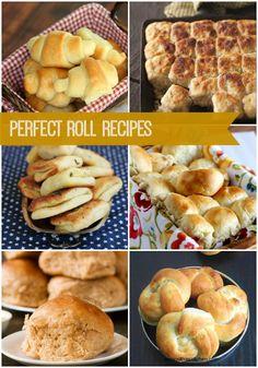 Recipes: Rolls from wherewomencook.com