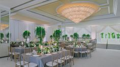 A Romantic Green and White Beverly Wilshire Wedding - International Event Company Beverly Wilshire, Cruise Wedding, Sunset Wedding, Event Company, Chuppah, Red Fish, Edge Design, Beautiful Gardens, Romantic